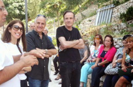 מפגש מסכם מועדון הידידים והבוגרים 2013