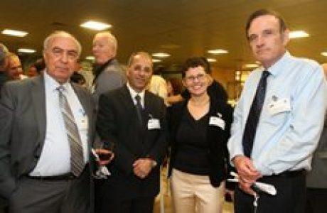 אירוע אגודת הידידים של אוניברסיטת חיפה בשיתוף התאחדות התעשיינים מרחב צפון 2014