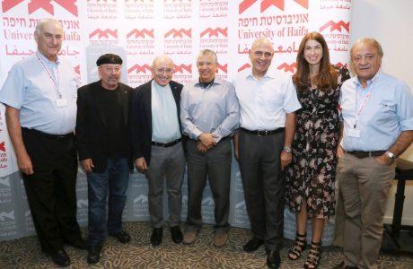 מפגש פורום בכירי המשק בהשתתפות האלוף (במיל') אמיר אשל